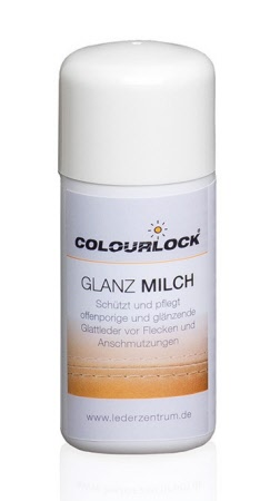 COLOURLOCK Gloss Milk Latte Lucidante per Anilina e PU, 75ml